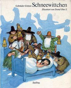 Svend Otto S. Snow White book