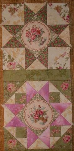 Julesampler (really like this quilt! It seems a bit vintage but really modern and crisp at the same time)