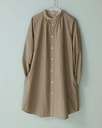 pindot/ホームクチュール/私の好きなシャツスタイル Japanese Sewing Patterns, Shirt Dress, Couture, Mens Tops, Shirts, Shopping, Dresses, Fashion, Vestidos