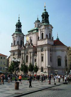 St. Nicholas' Church, Praga, República Checa