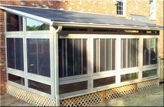 1000 ideas about sunroom kits on pinterest sunrooms Do it yourself sunroom