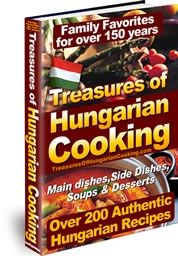 Treasures of Hungarian Cooking