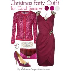 Classy Christmas party outfits for Cool Summer and Cool Winter