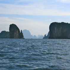 Check out this slideshow Karst Islands in Phang Nga Bay in this list The Islands and Beaches of Thailand