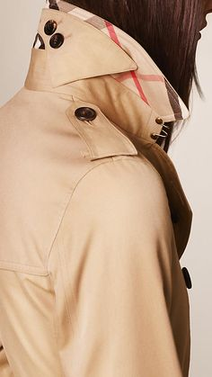 85f4548fb8458 Miel The Kensington – Trench-coat Heritage long - Image 3 Tenue, Trench  Style. Burberry France
