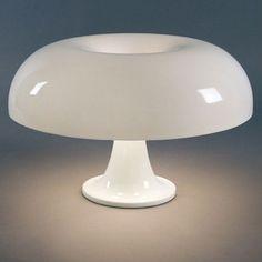 Artemide Nesso Table Lamp - white