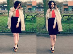 outfit by What Olivia Did, via Flickr