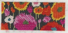 What Color Should that Stitch Be? - Nuts about Needlepoint