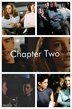 Chapter two of the outsiders