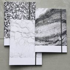 Textures By Nature Notebook
