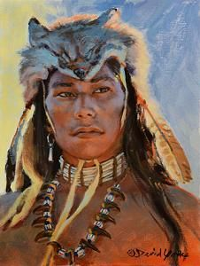 David Yorke Artist, Authorized Website, Current Paintings and New Prints  Available, Western and Native American Art