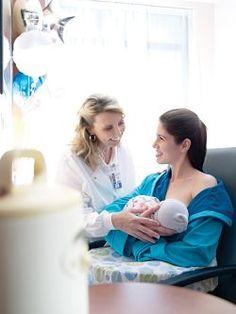 Breastfeeding Mothers Do Not Miss Work.