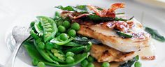 Chicken Saltimbocca recipe, brought to you by MiNDFOOD.