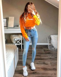 or display - Kleidung 1 - School Outfits Teen Fashion Outfits, Teenage Outfits, Cute Fashion, Outfits For Teens, Fall Outfits, Woman Fashion, Style Fashion, High Fashion, Cute Casual Outfits