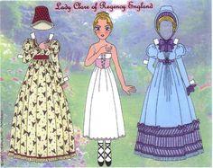 Regency Lady by Alina 1 of 2