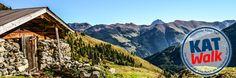 """6 Etappen, 104 Kilometer, 6.400 Höhenmeter – der neue KAT-Walk in den Kitzbüheler Alpen. Ein """"Laufsteg"""" der besonderen Art - findet Ihr nicht auch??  http://www.weitwanderwege.com/weitwandern-der-neue-kat-walk-in-den-kitzbuheler-alpen/ (c) Bild: Kitzbüheler Alpen #wandern #weitwandern #katwalk #tirol #trekking"""