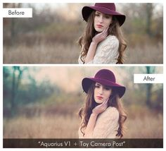 Free BONUS Lightroom Presets from Pretty Presets!