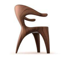 Buffalo #Chair. by Igor Solovyov