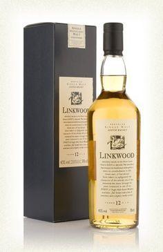 Linkwood 12 yo Flora & Founa. €55,95