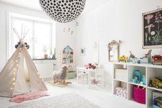 12 inspirujących pomysłów na pokój dla małej dziewczynki. Zobacz koniecznie!