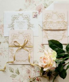 You must see these gorgeous wedding invitation ideas!