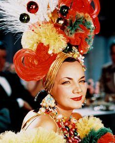 35. Carmen Miranda, 1941