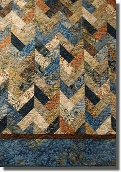 Braids on Parade Pattern – NEW Quilt Kits, NEW Block of the Month quilts, Free quilt patterns – Quilters Quarters – YOUR Online Home for New Quilt Kits, New Block of Month and ALL Quilting Supplies – Kansas' Premier Quilting Store - 2019 Home Ideas Batik Quilts, Jellyroll Quilts, Scrappy Quilts, Patchwork Quilting, Mini Quilts, Quilting Designs, Quilting Projects, Quilting Tutorials, Braid Quilt