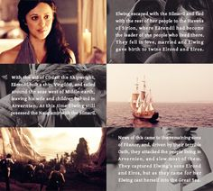 #2 Eärendil the Mariner & Elwing the White