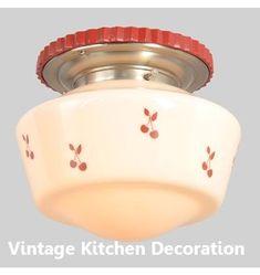 Vintage Kitchen Decoration  #vintage