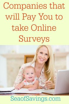 List of My Favorite Companies to Earn Extra Money From Home!