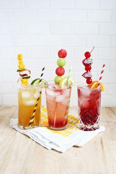 Yummy! Teapop 3 ways (click through for recipes)