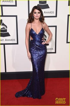 Selena Gomez & Taylor Swift Pose on Grammys 2016 Red Carpet!: Photo #929577. Selena Gomez hugs her BFF Taylor Swift on the red carpet at the 2016 Grammy Awards held at the Staples Center on Monday (February 15) in Los Angeles.    The 23-year-old…