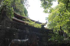 La famosa pagoda de Tam Coc