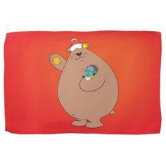 We wish you a Merry Christmas Hand Towel