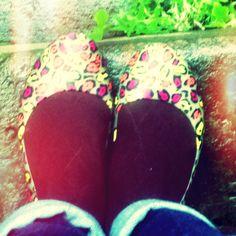 Anti slip rain shoes