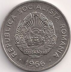 Motivseite: Münze-Europa-Südosteuropa-Rumänien-Leu-0.15-1966