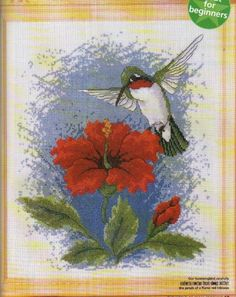 "Gallery.ru / Фото #26 - Wings""Asas"" - nandauromi Cross Stitch Bird, Cross Stitch Animals, Cross Stitch Flowers, Cross Stitch Charts, Cross Stitch Patterns, Cross Stitches, Needlepoint, Needlework, Embroidery"