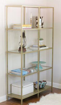 Ikea Hack Bookshelf - Sugar and Charm