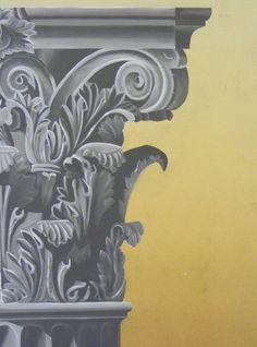 Image Detail for - Trompe L'oeil - Scene a Theme