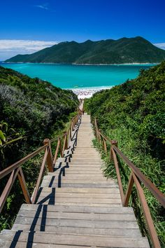 Enjoy a private tour to the pristine beach area of Arraial do Cabo!