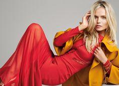 Natasha Poly: Vogue China 2014 -09