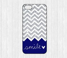 Chevron with Smile iPhone 4 case iPhone 4s case iPhone by caselxy, $9.99