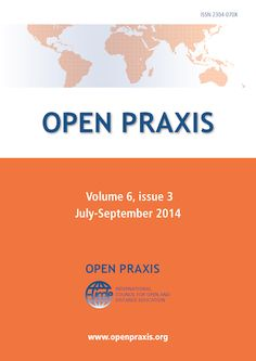Open Praxis volume 6 issue 3