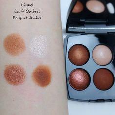 Chanel Les 4 Ombres 372 Bouquet Ambré | Lenallure