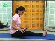 Pawanmuktasana series I or PM I is the series of 17 yoga poses namely, Prarambhik Sthiti (Base Position), Padanguli Naman (Toe Bending), Goo...