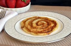 Cinnamon Roll Pancakes ✖✖✖✖✖✖✖✖ sew-much-to-do: a visual collection of sewing tutorials/patterns, knitting, diy, crafts, recipes, etc.