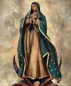 """@catolicodemaria shared a photo on Instagram: """"Deixe seu pedido de oração! · Maria Passa na Frente... · 🌹Maria passa na frente e vai abrindo estradas e caminhos, abrindo portas e…"""" • Jan 10, 2021 at 10:13pm UTC Catholic Art, Roman Catholic, Santa Maria, Revelation 12, Mama Mary, Blessed Virgin Mary, Auras, Blessed Mother, Mother Mary"""