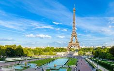 Great fares to more than 100 destinations with Air France. Experience the brand new Economy, Premium Economy, Business and La Première seats from Singapore to Paris on the daily flight. Air France, Lyon France, Paris Background, Torre Eiffel Paris, Bon Plan Voyage, Paris Wallpaper, Hd Wallpaper, France Wallpaper, Wallpapers