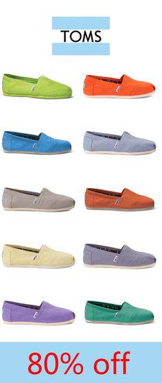 TOMS ! just Click it,It will make you surprised! $19