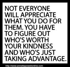 Good Quotes For Unappreciative People. QuotesGram